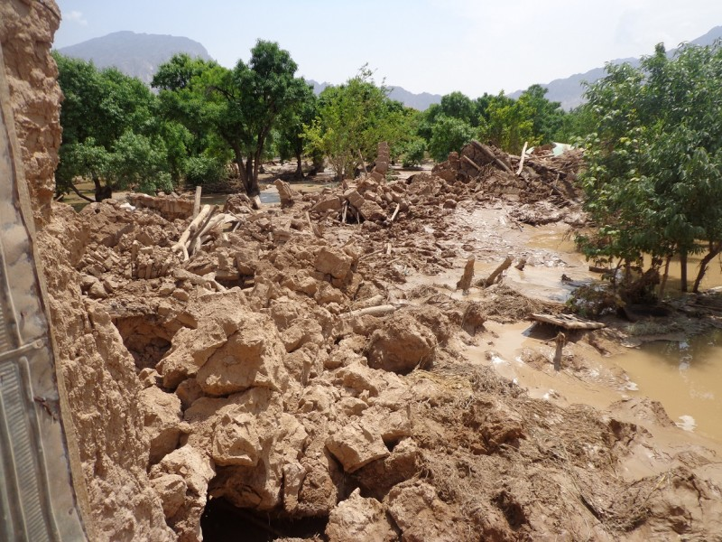 Afghanistan flooding