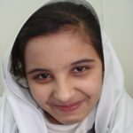 Abeer receives a regular allowance through our one-to-one sponsorship programme