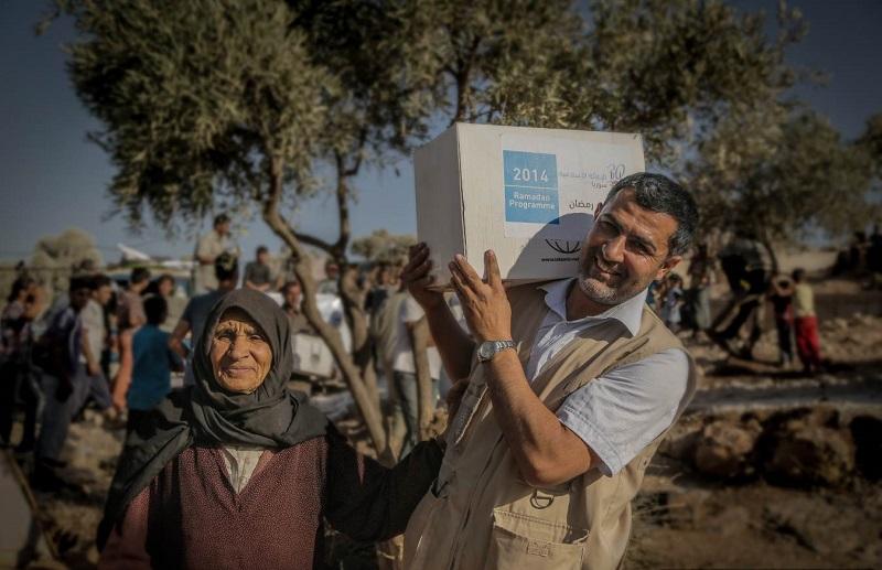 Photos: Ramadan in Syria | Islamic Relief Worldwide