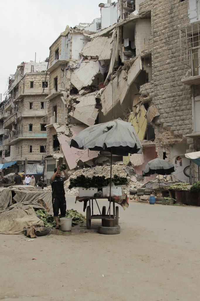 Aleppo portrait