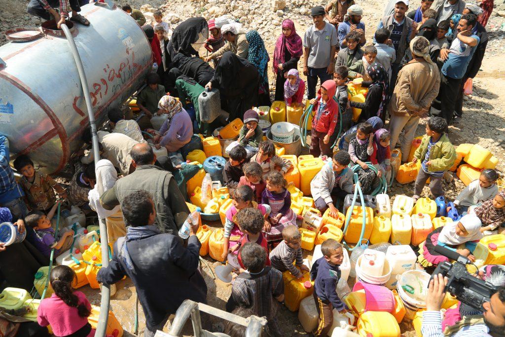 Yemen WASH project