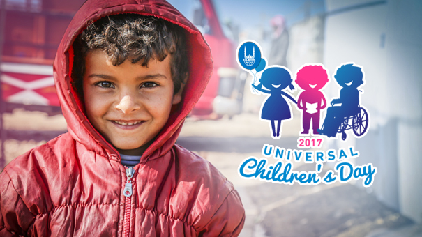 Universal Children S Day What Makes You Happy Islamic Relief