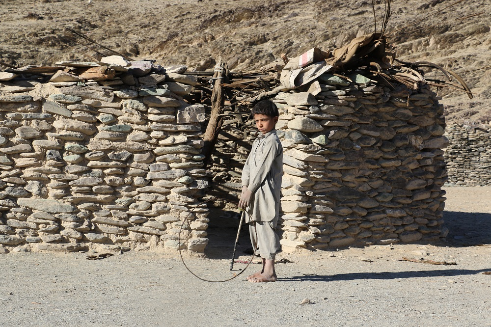 Balochistan people tell of their fight to survive drought   Islamic Relief  Worldwide