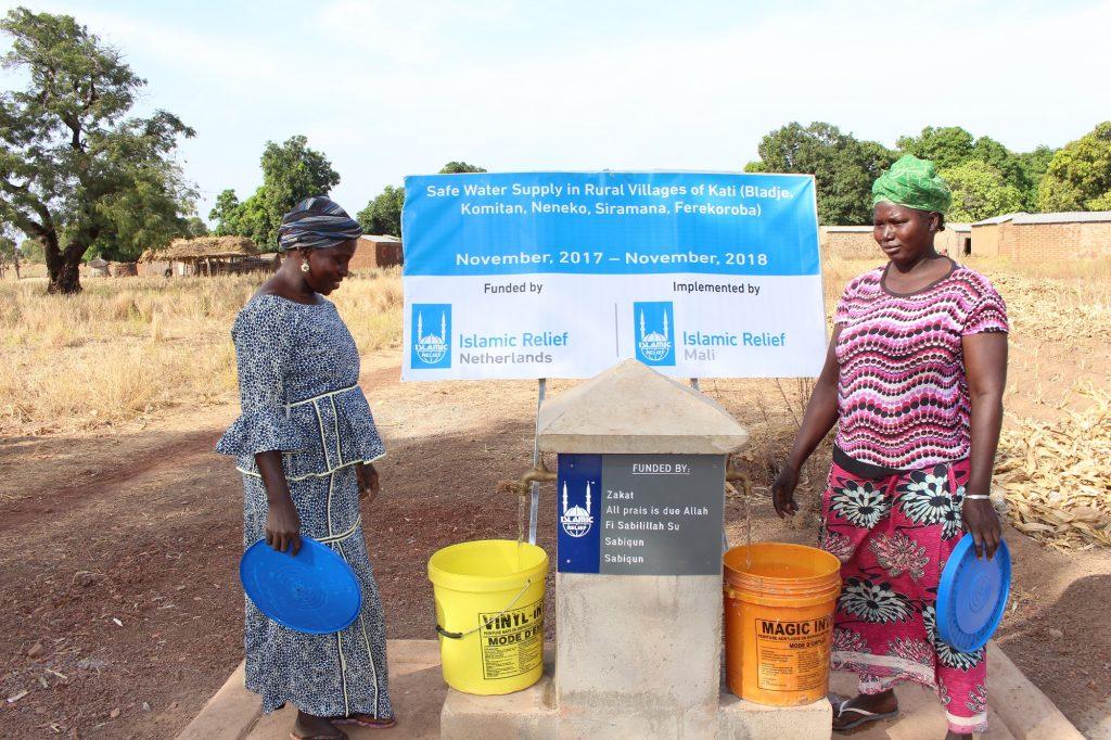 Sahel Communities Flourish With Green Water Technology Islamic Relief Worldwide